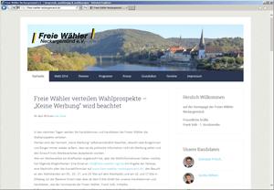 Freie Wähler Neckargemünd
