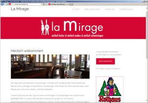 Restaurant la Mirage